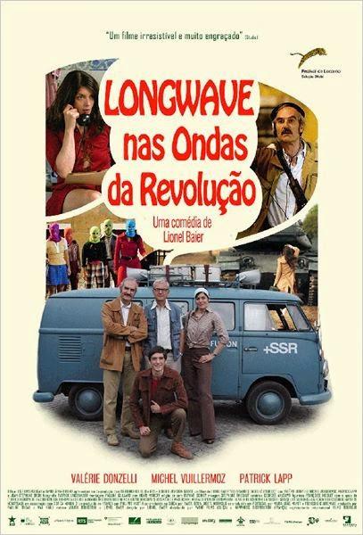 Longwave: Nas Ondas da Revolução – Legendado (2013)