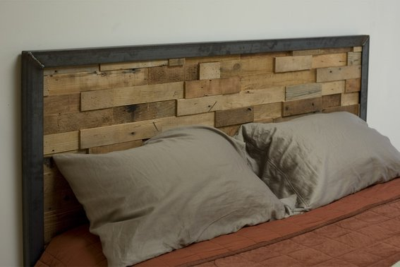 21 Wood Headboard Design Ideas The Grey Home