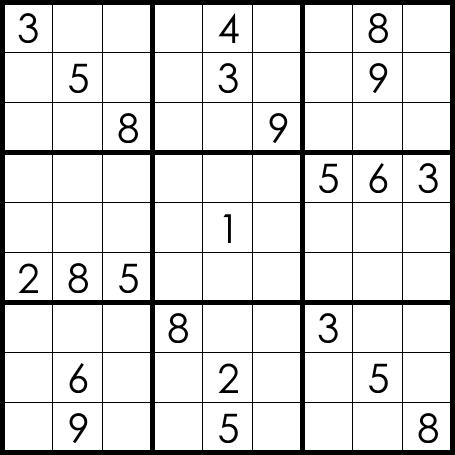 Sudoku gratuit en ligne grille sudoku imprimer sudoku en ligne ordinateurs et logiciels - Grilles sudoku gratuites ...
