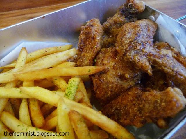 4 Fingers Crispy Chicken Wings