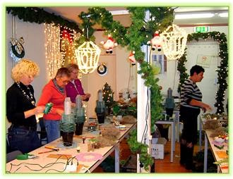 Cmo decorar la casa en navidad Wikisabios