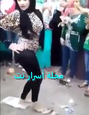 بنت محجبة ترقص على أنعام أغنية أنت معلم - رقص بنات أنت معلم