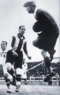 Ricardo Zamora, 1934, Italia, España,