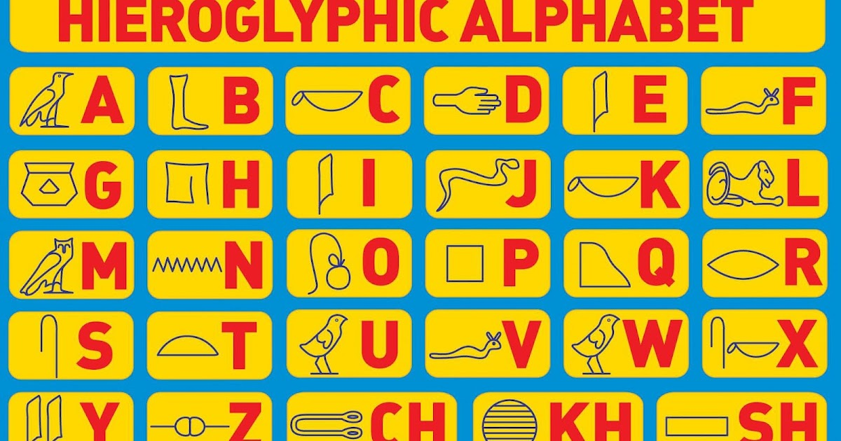 San isidoro school hieroglyphic alphabet thecheapjerseys Images