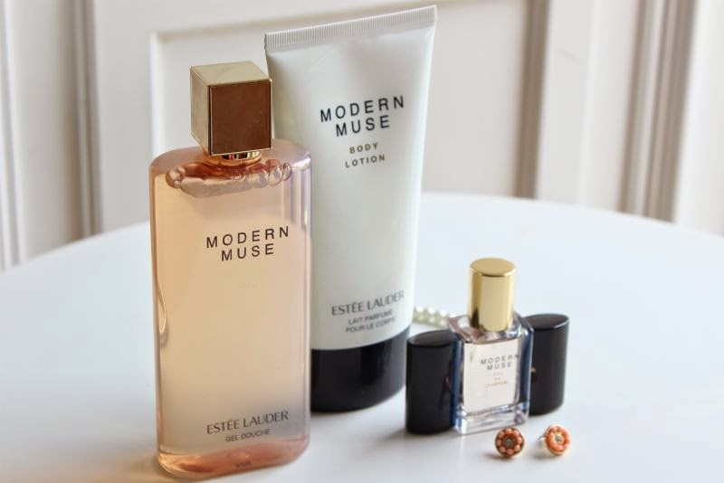 Estee Lauder Modern Muse Bath and Body Products