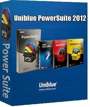 Download Uniblue PowerSuite 2012