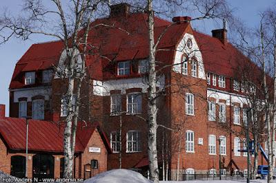 Gällivare museum, folkskola