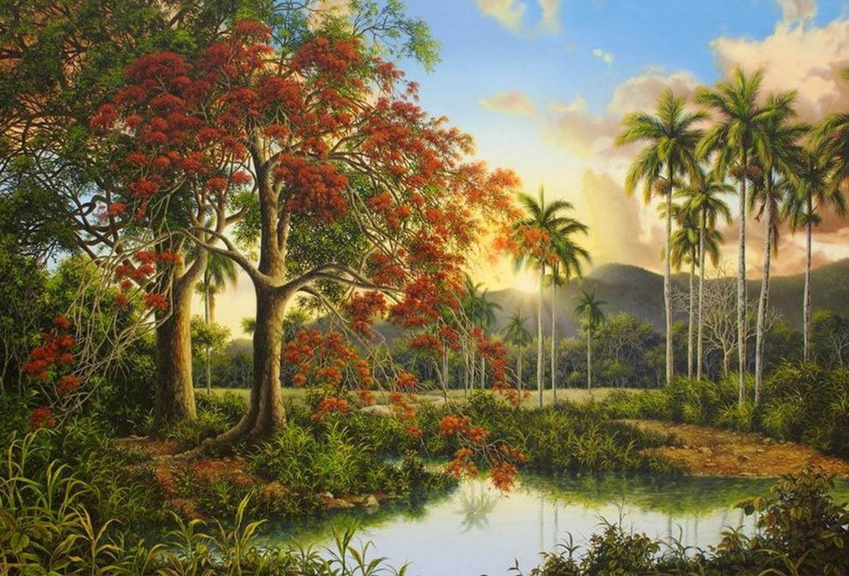 imagenes-de-paisajes-naturales-pinturas