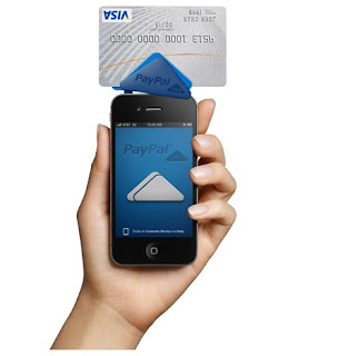 PayPal Here Smartphone credit card reader launched