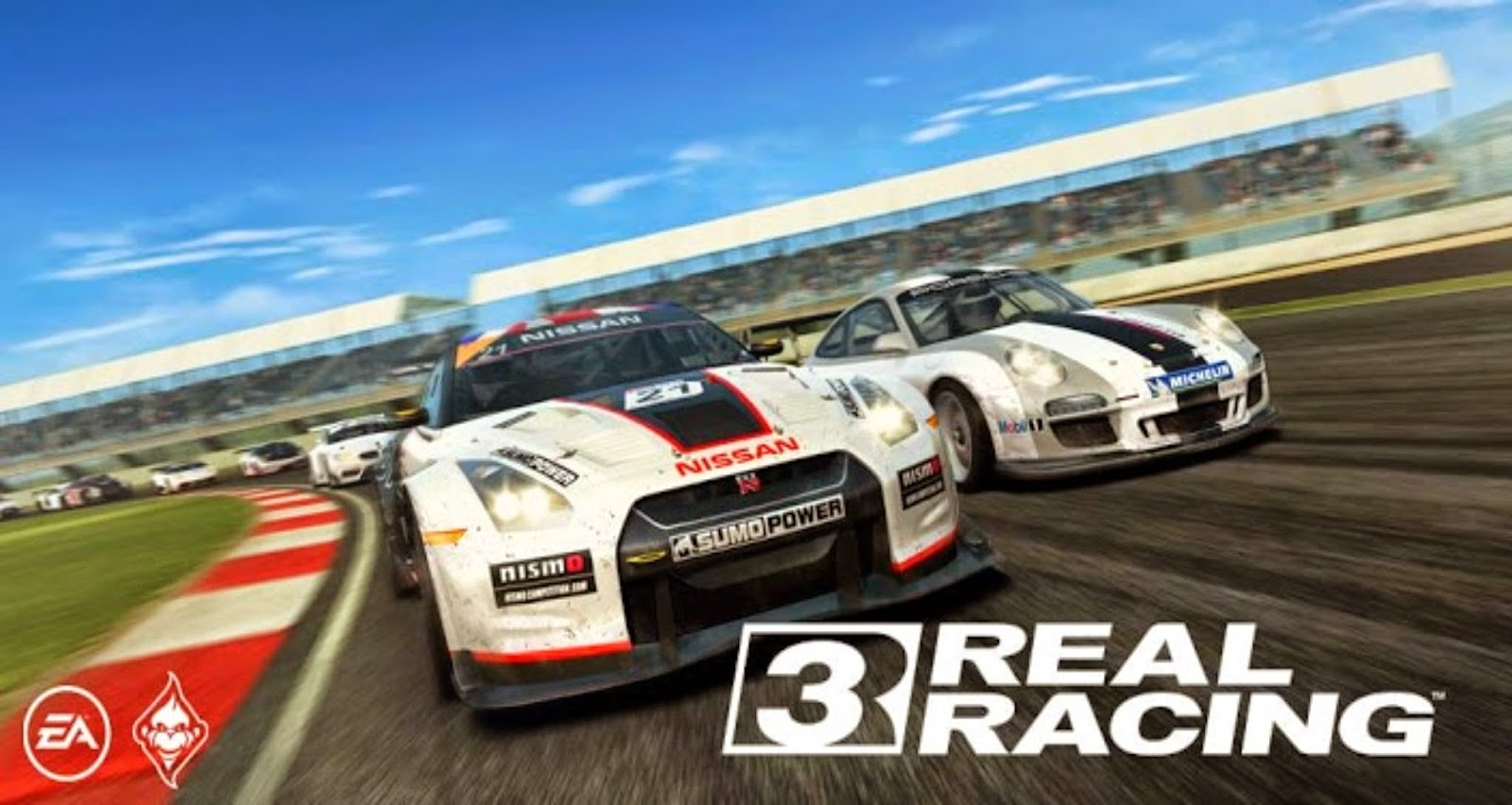 real racing game download android mobile