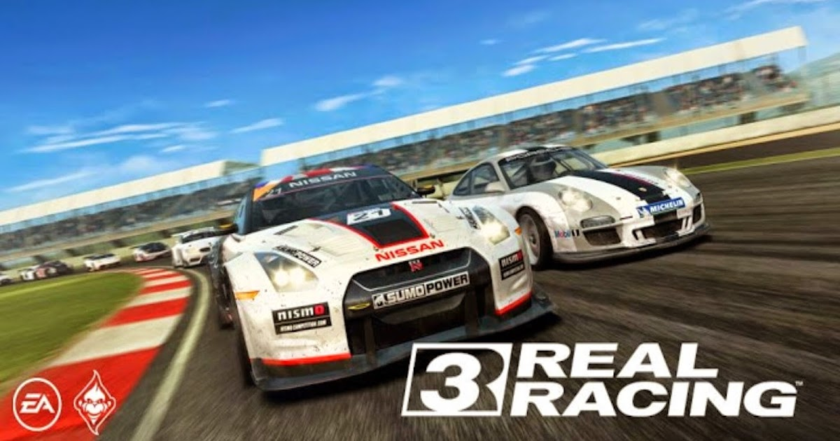 Real Racing 3 Apk+Data v3.2.2 MOD[Unlimited Money] Free