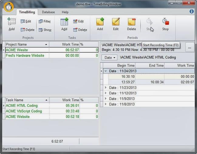 ZPAY TimeBillingWindow 2.0.11