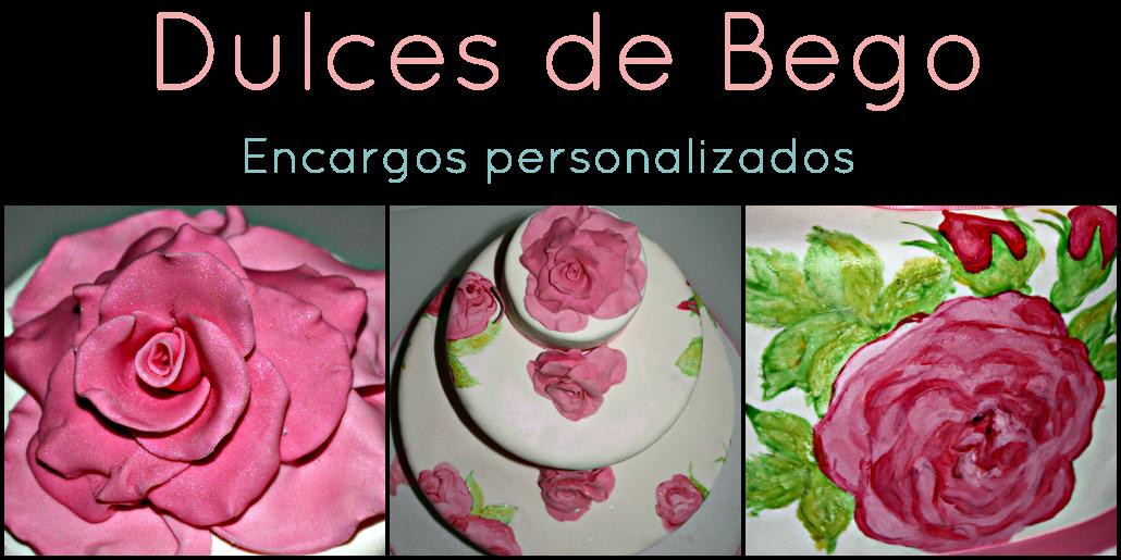 Dulces de Bego.