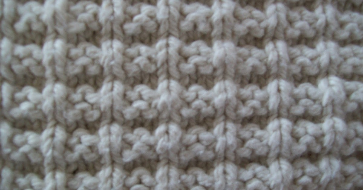 Knitting Blogs : Blog about Knitting: Ridge Stitch