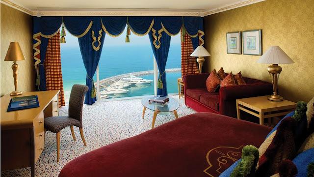 1 comentario for Super luxury hotels in dubai
