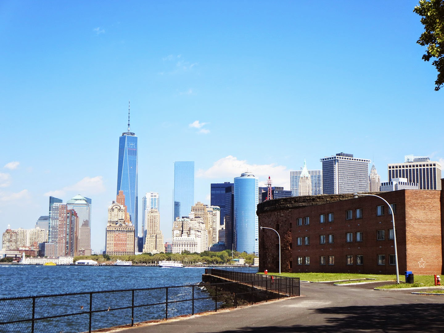 Big Apple Secrets: Governors Island, the car-free oasis in ...