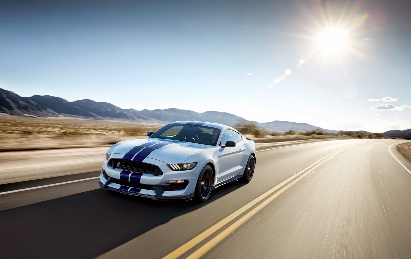 First Shelby GT350 Mustang to be Sold at Barrett Jackson Auction