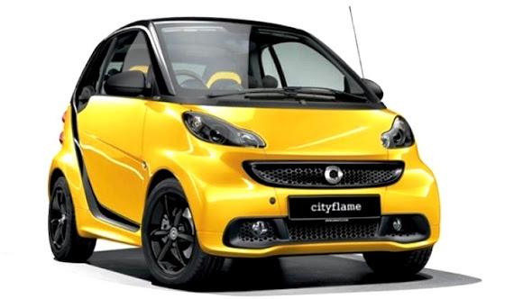 Smart Fortwo Cityflame Limited Edition. Majalah Otomotif Online