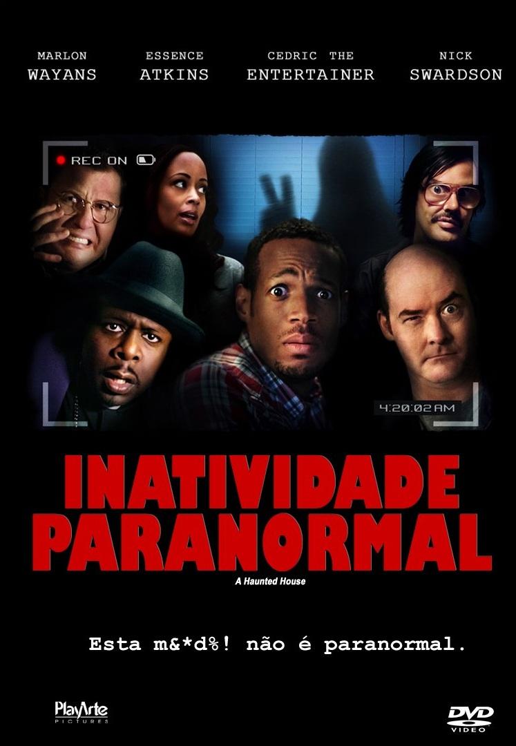 Inatividade Paranormal – Legendado (2013)