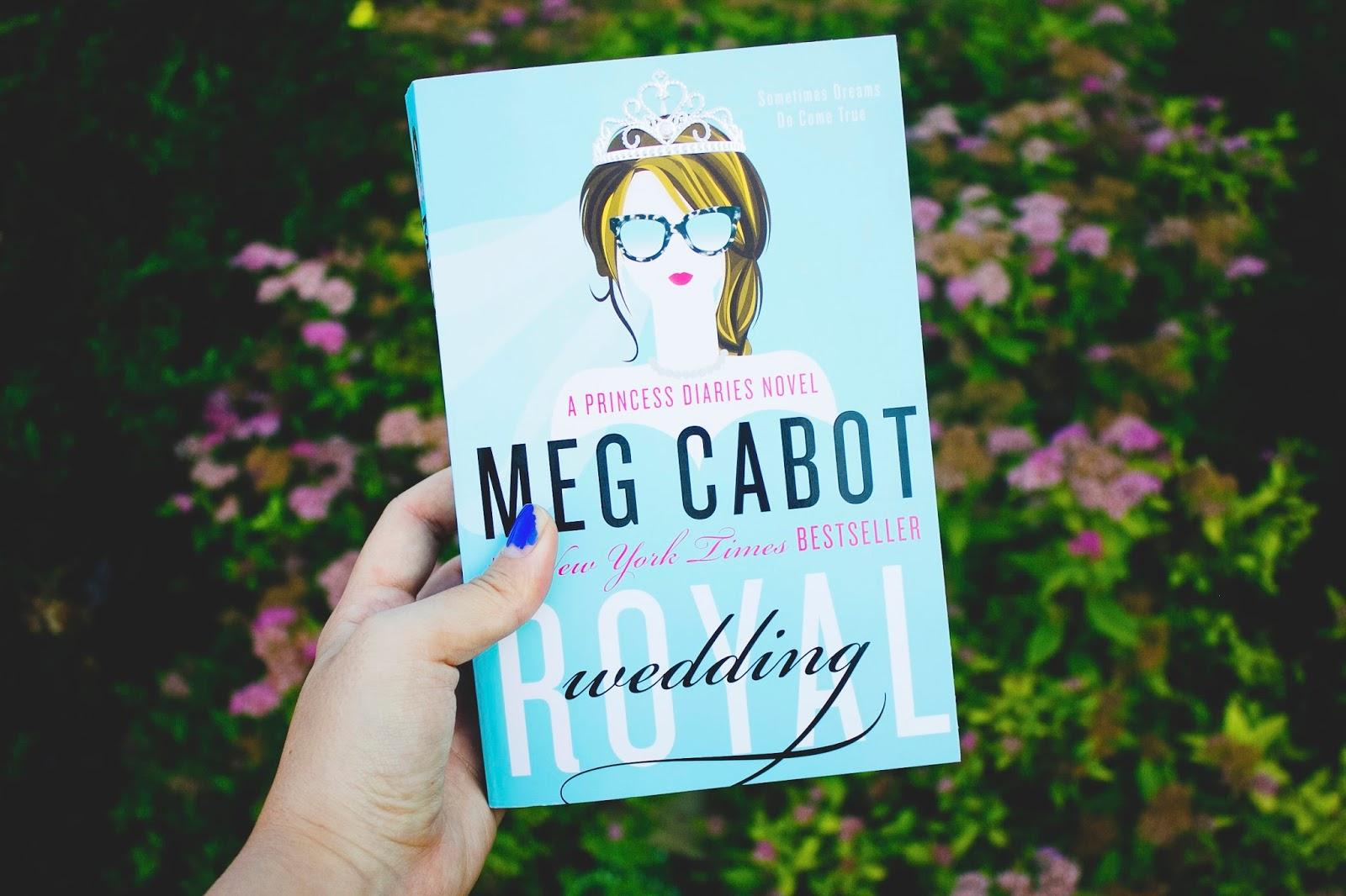 the princess diaries royal wedding meg cabot