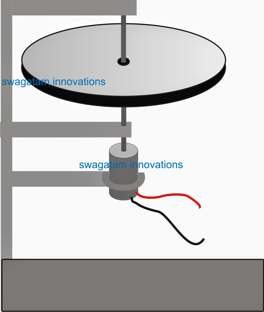 manual electricity generator using a flywheel wherein the flywheel ...