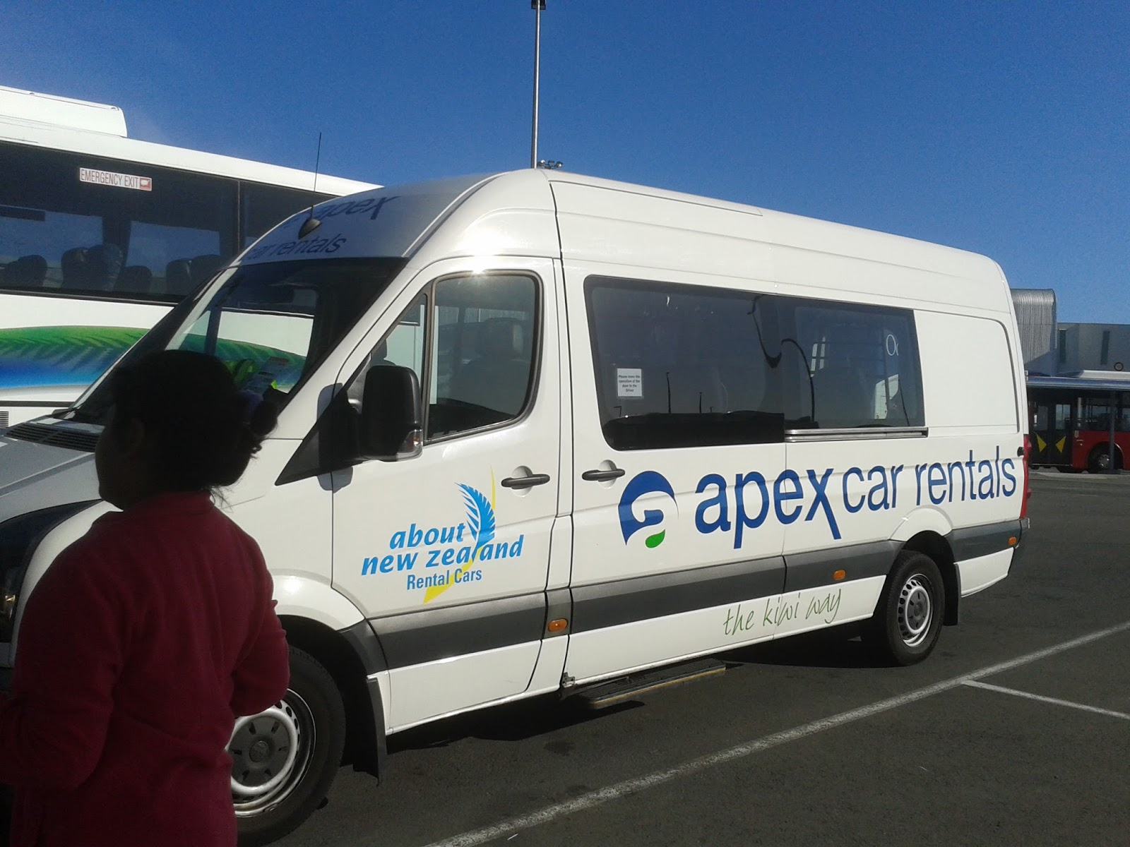 Apex Car Rental New Zealand Gps
