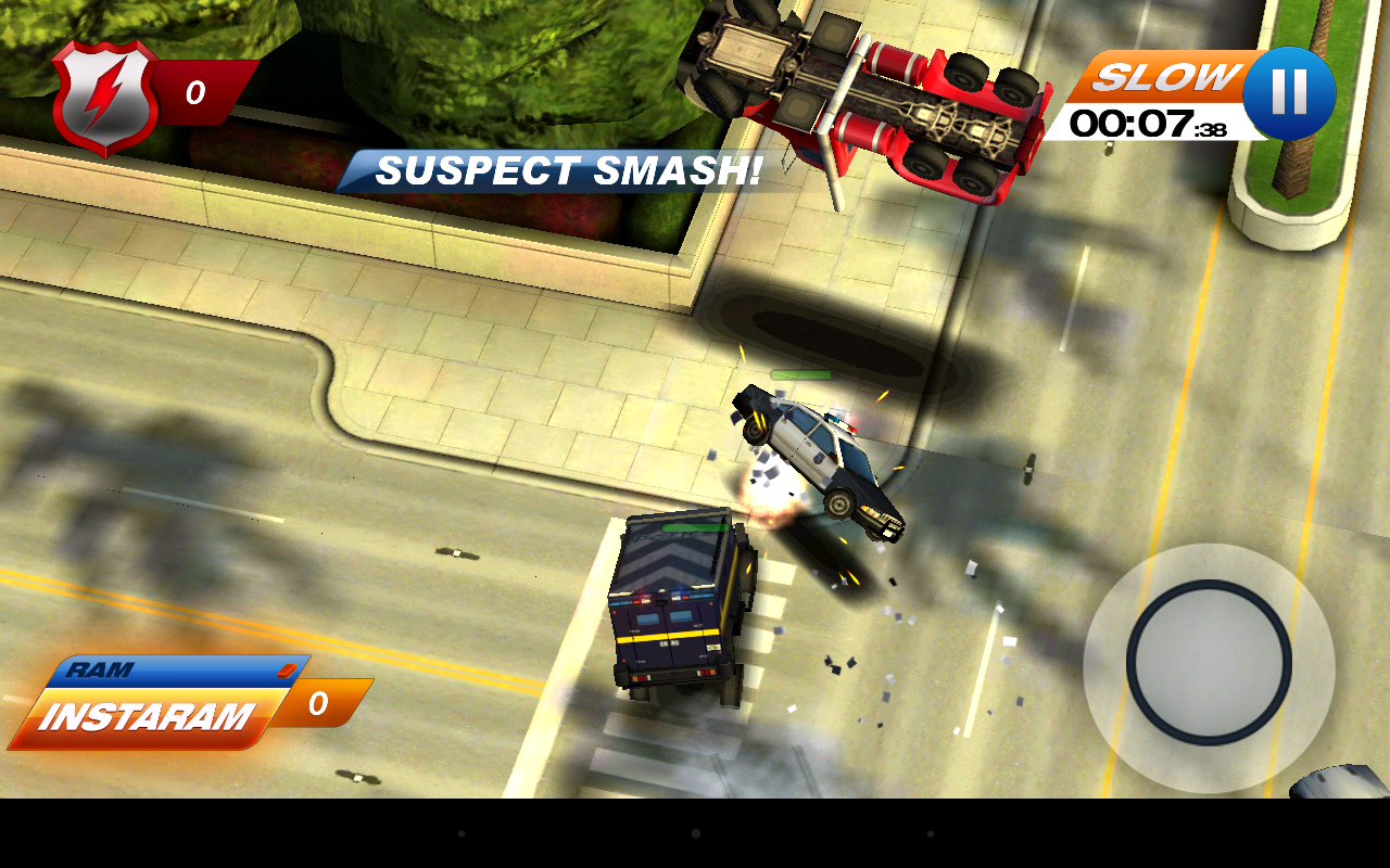 Smash Cops Heat: Smashing is so much fun