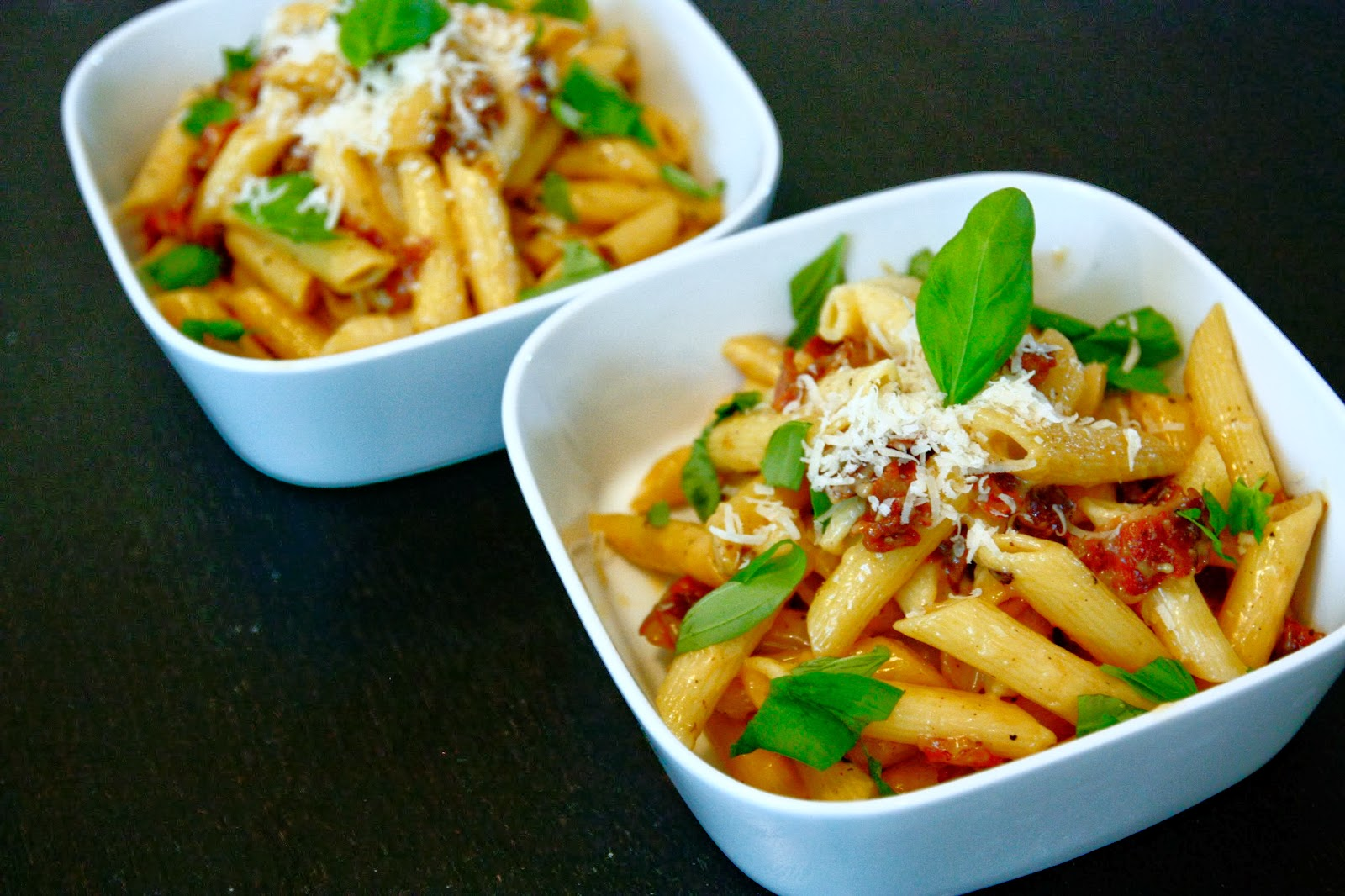 how to cook penne carbonara