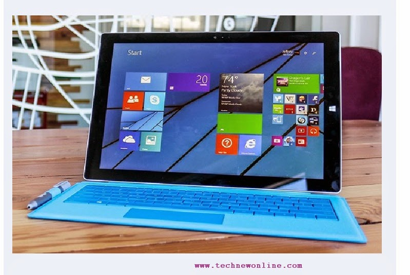 Surface Pro 3 - ambitions to replace the traditional laptop