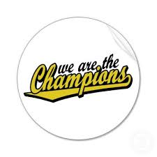 we are champions