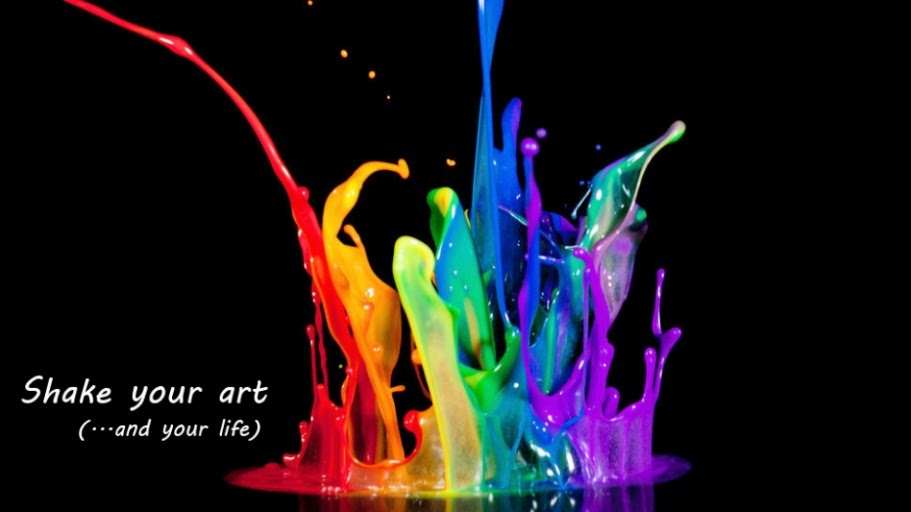 Shake your art