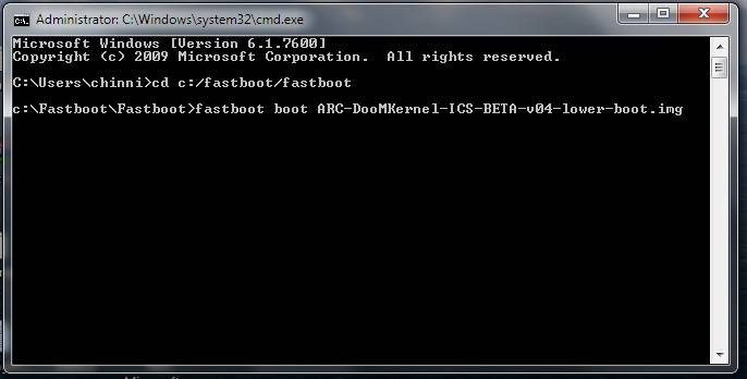 Download S1 Boot Fastboot Driver Xperia Arc