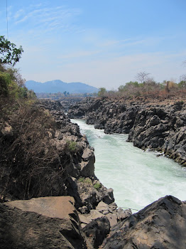 The Mekong Rapids