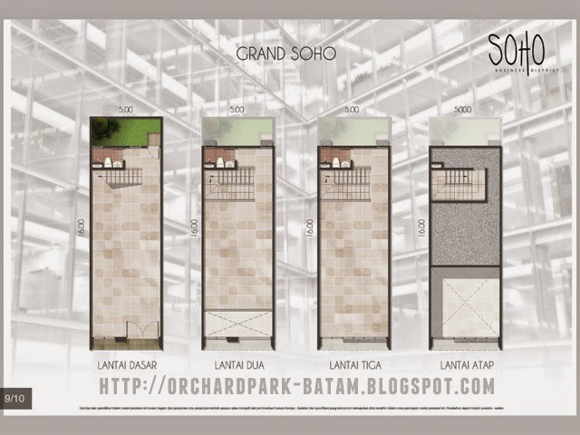 Orchard Park Batam SOHO Brochure 09