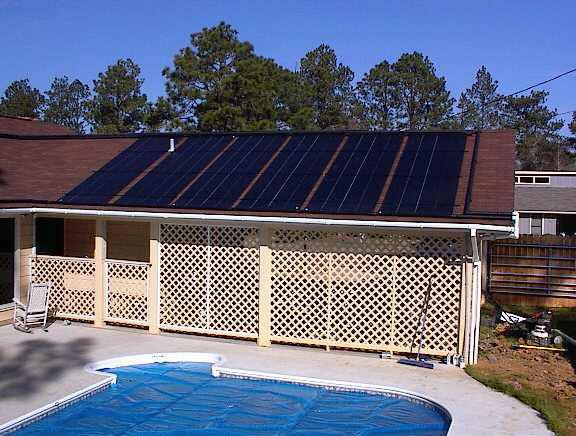 Calefacci n solar climatizaci n solar de piscinas for Pqs piscinas y consumo