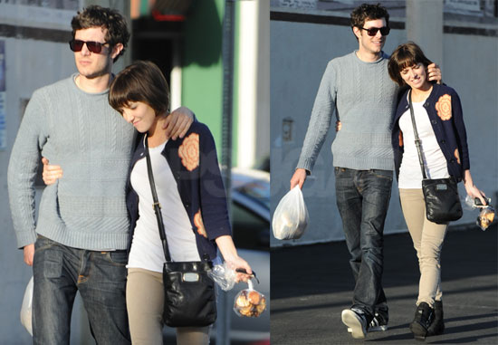 Adam Brody Dating History - FamousFix