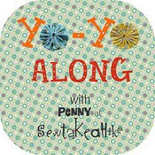 yo-yo quilt-along