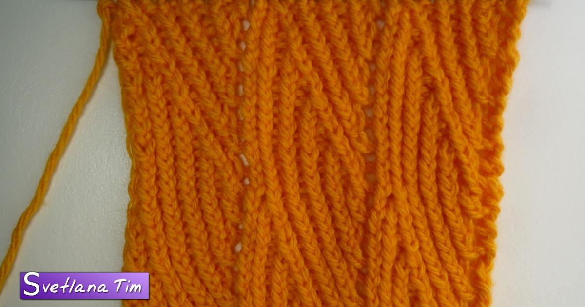 Вязание спицами двухсторонние узоры схемы