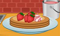 Game Kue Resep Emma: Panekuk Manis