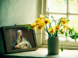 """Siempre con María para decir """"sí"""" al Señor"""