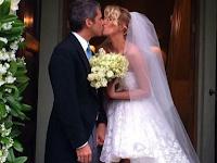 Matrimonio Alessia Marcuzzi foto