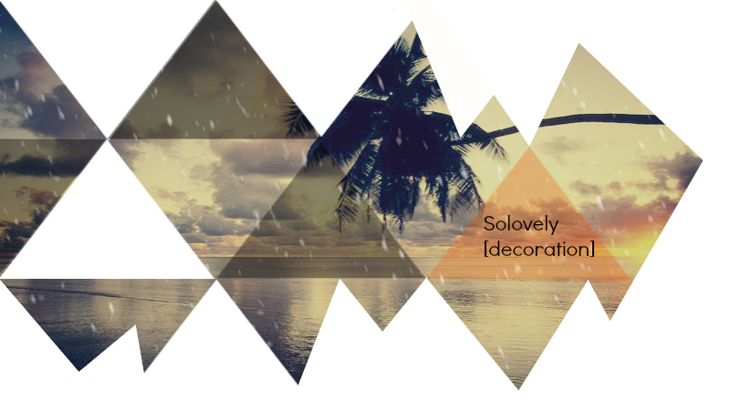 SoLoveLy... [décoration]