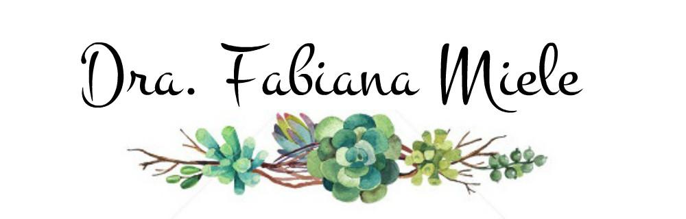 Dra. Fabiana Miele