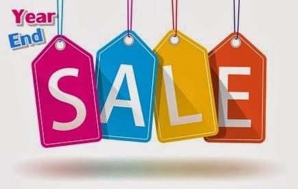 Year End Sale (Jimat!!!)
