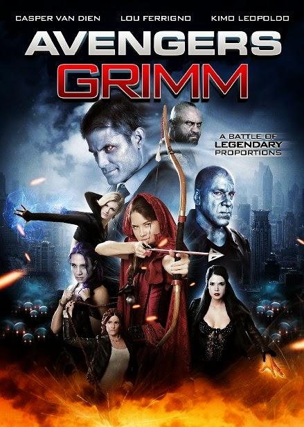 Chiến Binh Cổ Đại - Avengers Grimm (2015)