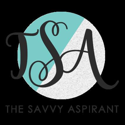 The Savvy Aspirant