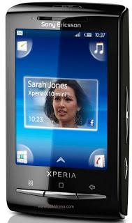 Xperia X10 mini photo