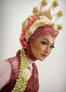 Hijab Pengantin . Model dan Gaya Hijab Pengantin Terbaru Jawa dan Syar'i