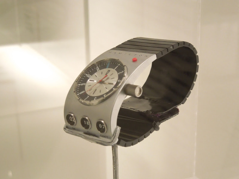 2001 Space Odyssey Hamilton watch prop