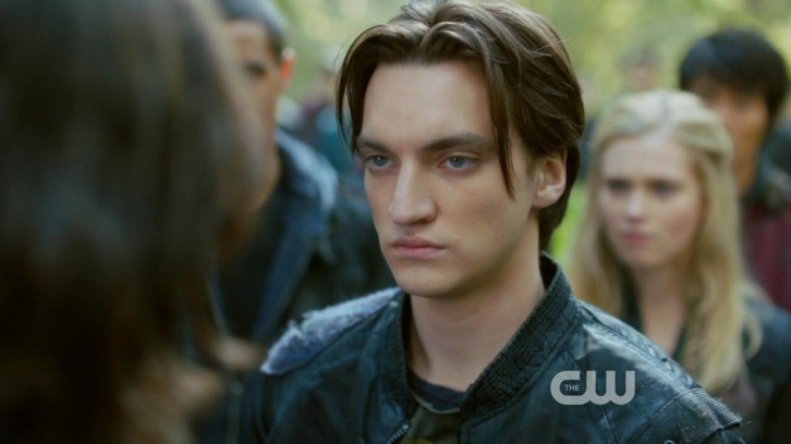 The 100 and Continuum - Richard Harmon Interview